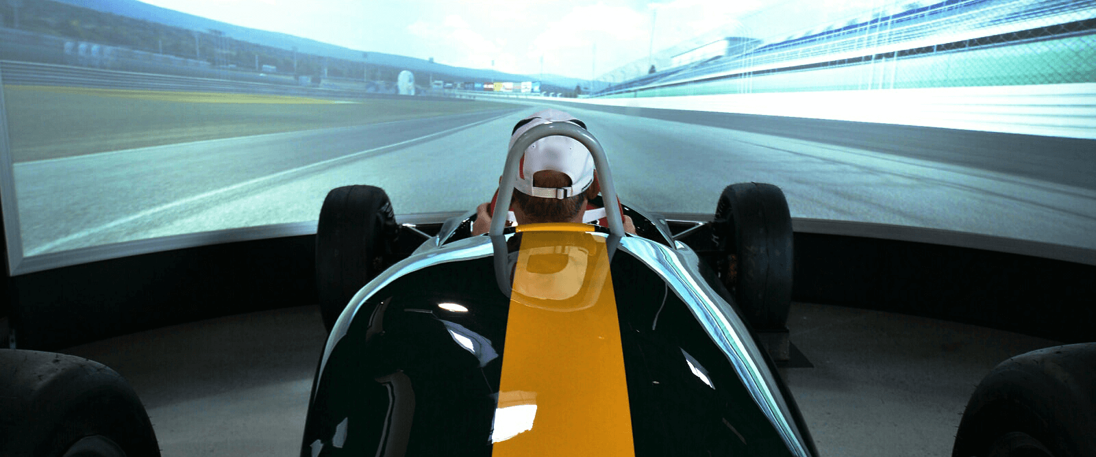VR Motion, Corp. Race Simulators used by World Of Speed Museum - VR ...